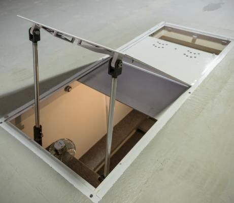 Best 25 above ground storm shelters ideas on pinterest for Garage safe room