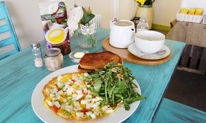 Groupon - Healthy Breakfast With Hot Drinks For Two for £9 at The Wellness Cafe in Newry. Groupon deal price: £9
