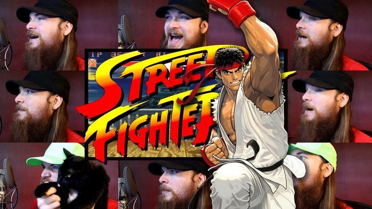 Street Fighter 2 - Ryu's Theme Acapella #streetfighter #acapella