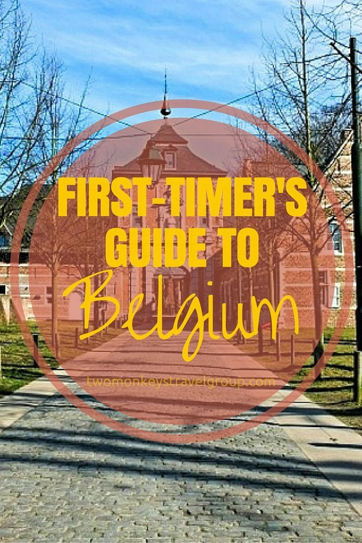 First-Timer's Guide to Belgium. Belgium is a country a lot of people simply pass through or, when they do visit, they tend to stick to the two B's: Brussels and Bruges.