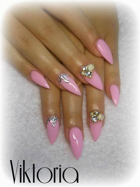 Kamienky na Gélové Nechty | Nails, Farebné UV Gély, Mihalnice, Ardell | d-nails.sk