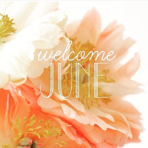 Girl Life: Καλο μηνα!!  Welcome June!!