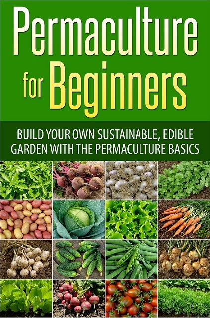 Permaculture: Build Your Sustainable and Edible Garden with the Permaculture Basics