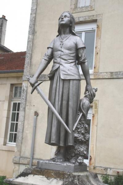 Jeanne d'Arc – Ecole – Domrémy-la-Pucelle.Lorraine