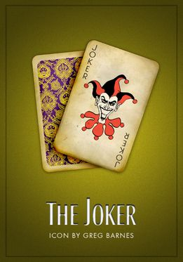 Greg Barnes' Rogues Gallery: The Joker
