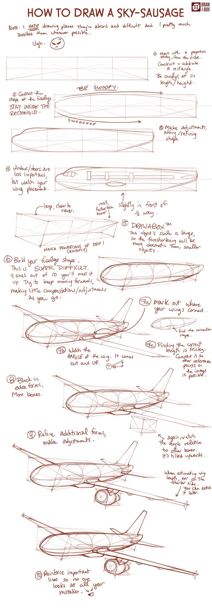 Lesson 7: Drawing Vehicles