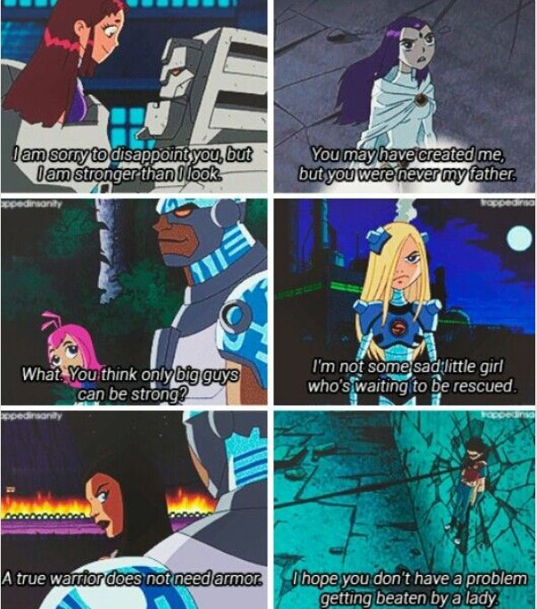 Apologise, Starfire teen titans captions have