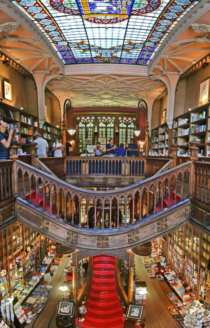 Livraria Lello & Irmão (bookstore)