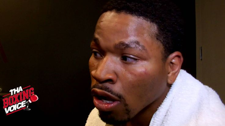 Exclusive Shawn Porter Behind Scene Post Fight