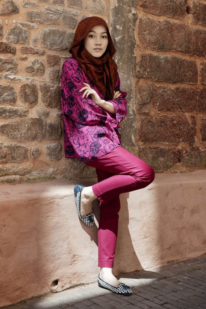 89 Best Hana Tajima Images On Pinterest Hijab Outfit