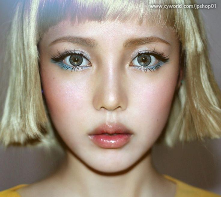 Makeup by ulzzang pony