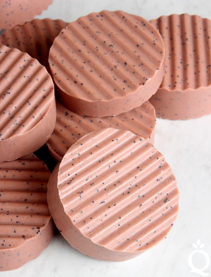 Diy Rosehip Melt Pour Soap Receta Jabones Artesanales