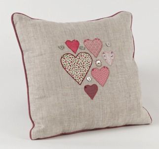 Applique Cushion (2 days)