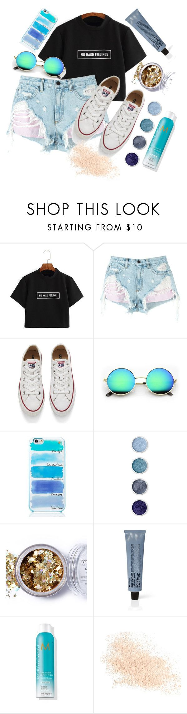 """""""Untitled #270"""" by renae-perrie-edwards ❤ liked on Polyvore featuring Alexander Wang, Converse, Kate Spade, Terre Mère, In Your Dreams, La Compagnie de Provence and Eve Lom"""