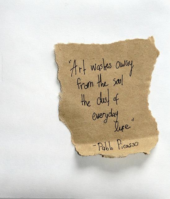 Les 432 meilleures images propos de art pablo picasso for Art minimaliste citation