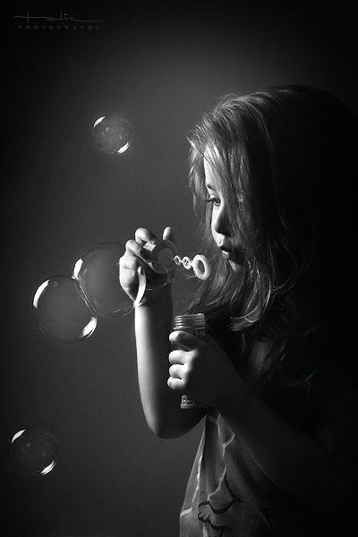 Pompas de jabón | Flickr: Malia León