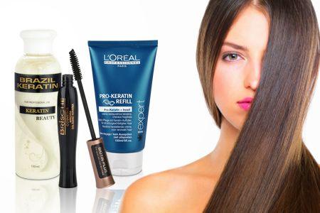 Brazilský keratin na vlasy - jak funguje? http://www.parfums.cz/brazil-keratin/
