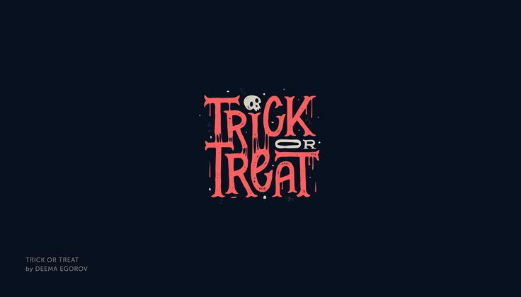Halloween Logotypes