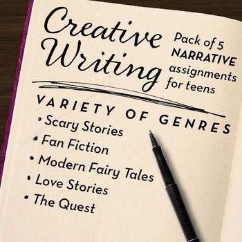 How to write creative stories