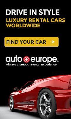 Auto Europe Luxury Car Rental