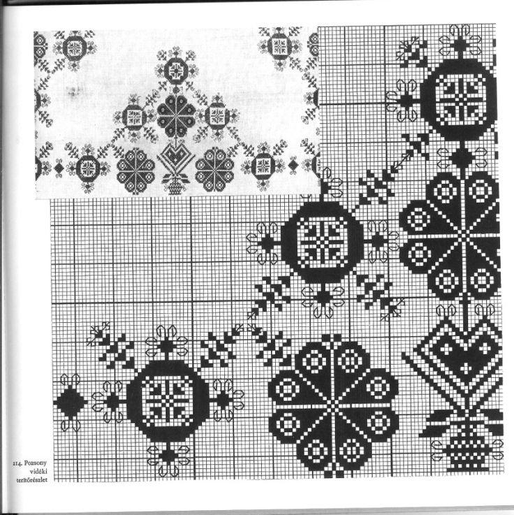 Gallery.ru / Фото #153 - Keresztszemes Kezimunkak (Венгерская вышивка) - tymannost