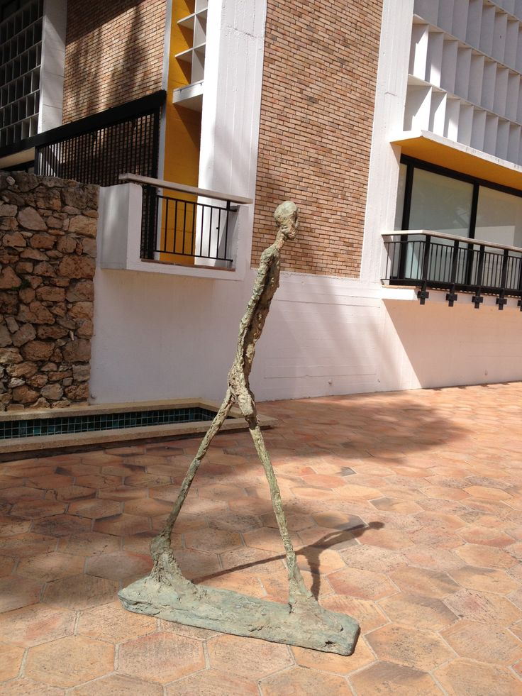 Giacometti - Fondation Maeght