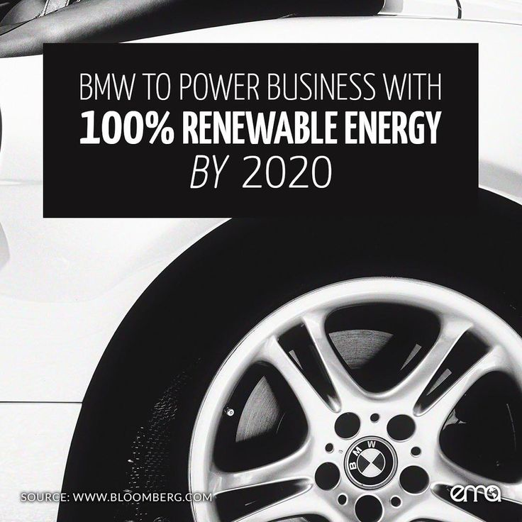 Another day another company commits to 100% renewable energy! @bmw joins the growing list of over 100 companies to take the pledge. Why are so many companies committing to sustainable practices? Because what's good for the planet is good for business. Don't buy into the myth that the only way to grow the economy is with more pollution deforestation and waste. #bmw#renewable#renewableenergy#sustainability#greeneconomy#goodnews