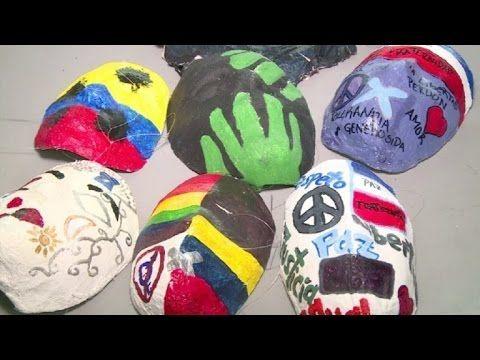 Arte y programas universitarios educan para la paz en Colombia