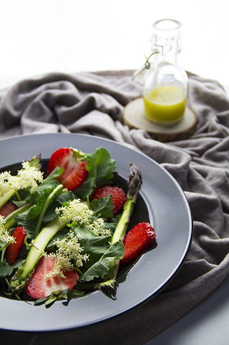 Insalata di primavera  --- Spring salad