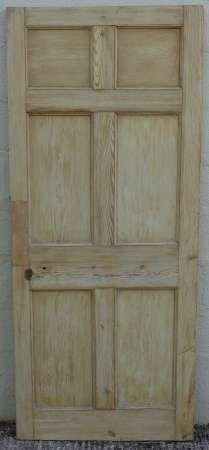 6 Panel Pine Doors U2013 Abergavenny Reclamation