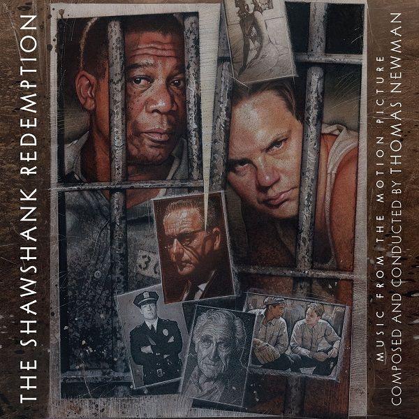 The Shawshank Redemption (La-La Land Ltd.) Composer: Thomas Newman - Available Now: Intrada Records (U.S.)
