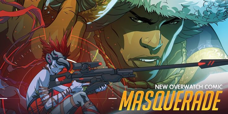 Overwatch's New Doomfist Comic Is Out Now Ahead Of His Official Release