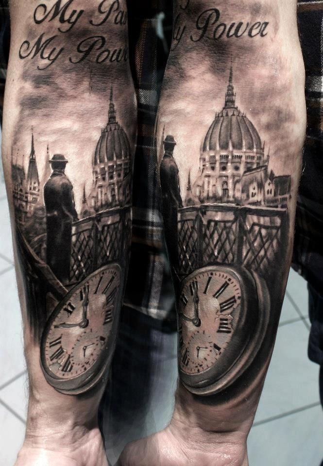 Kostas Baronis_Proki Tattoo | Tattoo realismo en grises ...