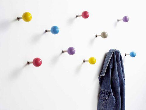 Wandhaken Dots - Garderobenhaken sofort lieferbar | cairo.de