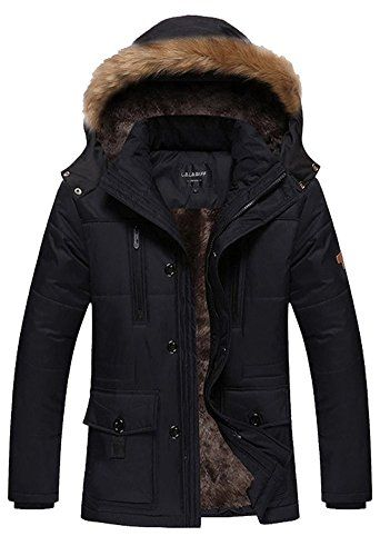 FuHao Mens Winter Thicken Warm Down Jacket Coat with Removable Hoodies  http://www.yearofstyle.com/fuhao-mens-winter-thicken-warm-down-jacket-coat-with-removable-hoodies/