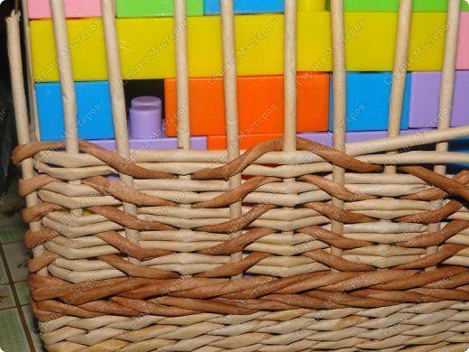 Поделка изделие Плетение Сиреневый туман Бумага газетная Трубочки бумажные фото 21