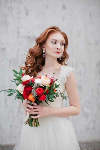 Make-up and Hair.  loveanddiamond.ru #weddinghair #curls #wedding #makeup #wedding #updo #hairstyle