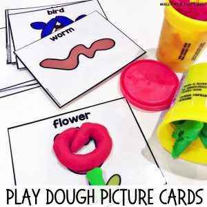 Spring activities for prek, preschool, and kindergarten