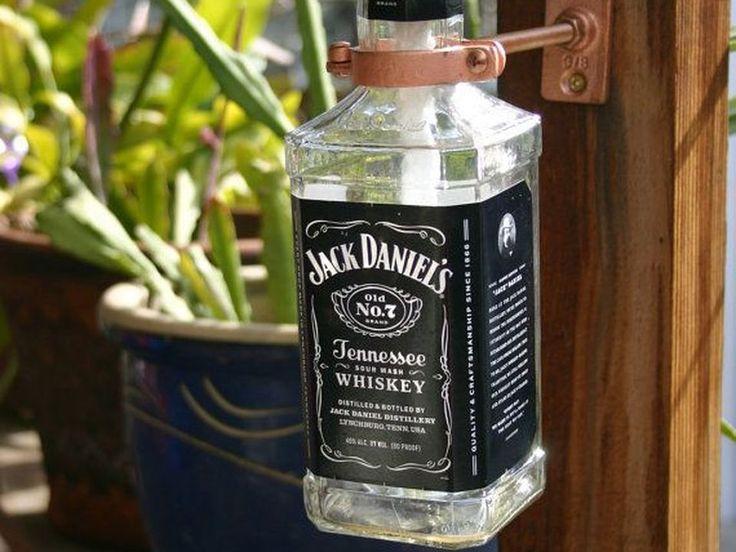 Botellas vacías de Jack Daniel's ? Mira estas ideas - Taringa!