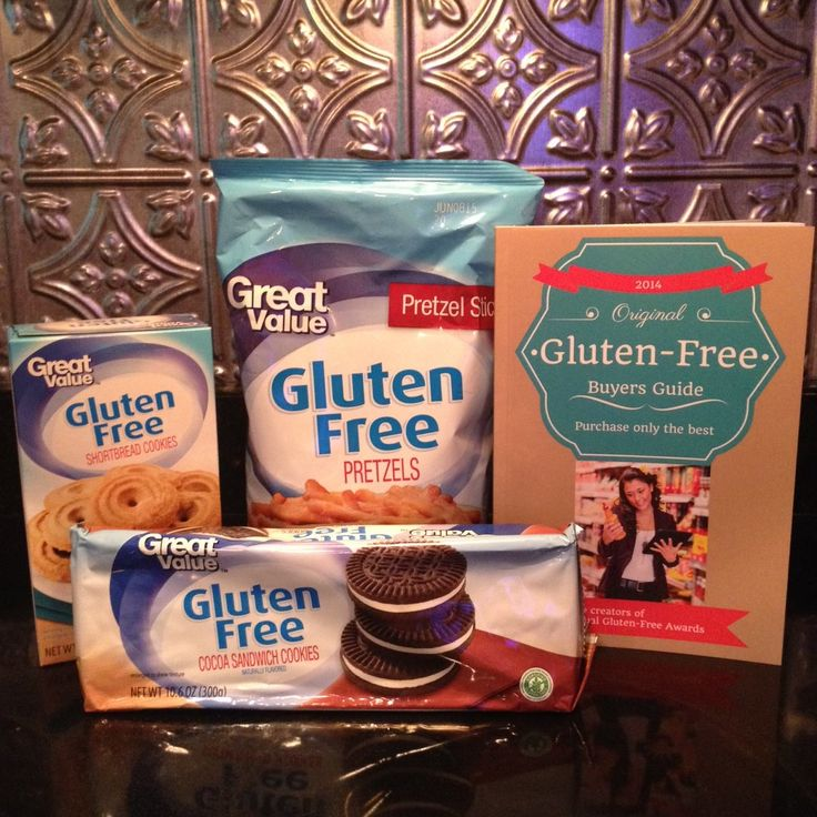 Walmart now carries their own line of gluten-free products. Certified by the NFCA.