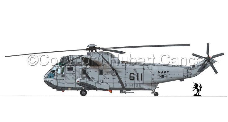 "Sikorsky SH-3H ""Seaking"""