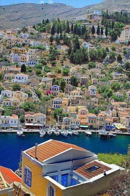Simi, Greece - Emma Roman - Google+