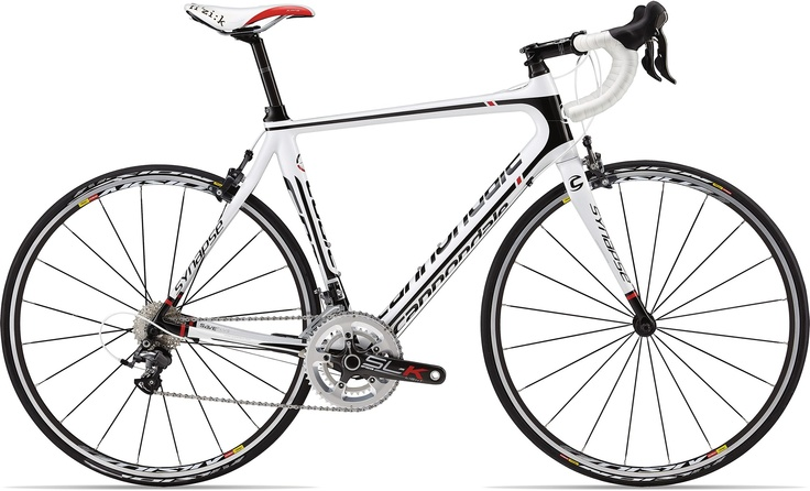Cannondale Synapse Carbon 3 Compact Bike - my dream bike