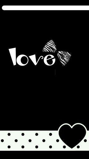 Painel Love WallpaperWallpaper BackgroundsIphone WallpapersAnnBlack WhiteWall