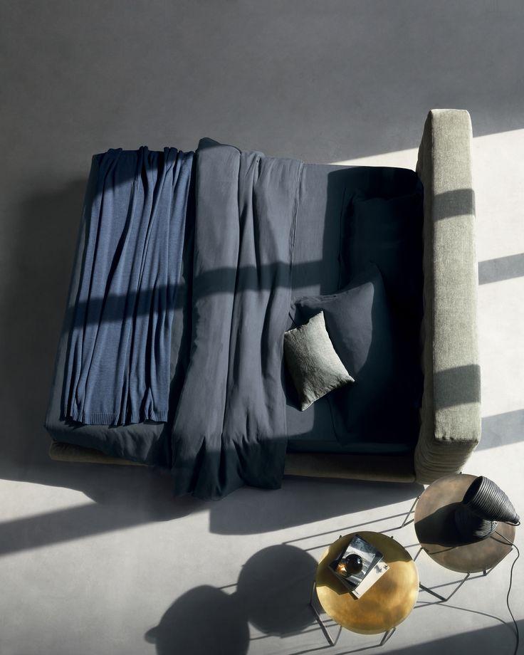Oltre 25 fantastiche idee su Pareti camera da letto blu su Pinterest  Camera...