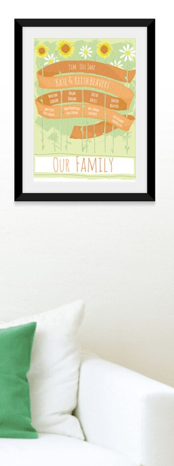 Create a fun and free family keepsake you'll cherish. Easily shareable with family and friends.