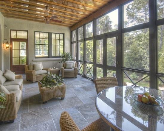 Ideas para porches ideas para decorar terrazas jardines for Porches para patios