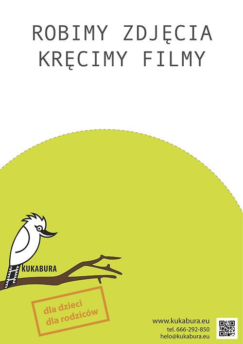 Plakat dla kukabura