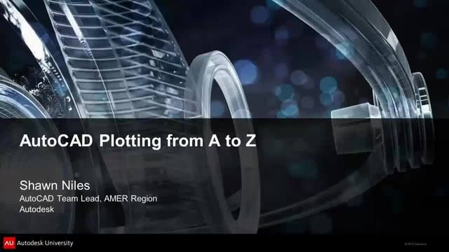AutoCAD® Plotting from A to Z