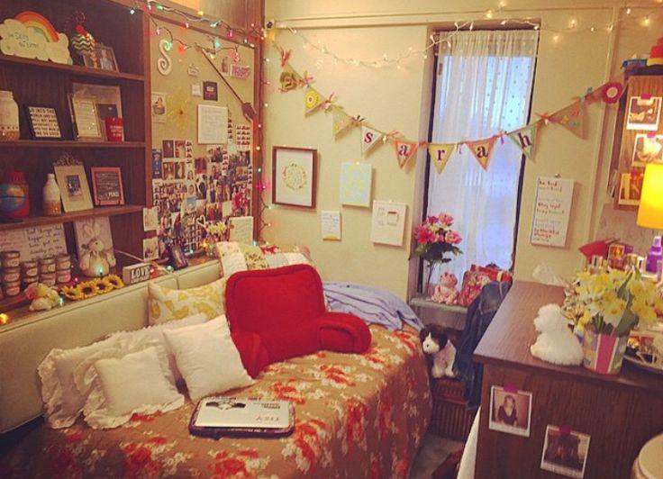 Dorm Room at Oklahoma City University